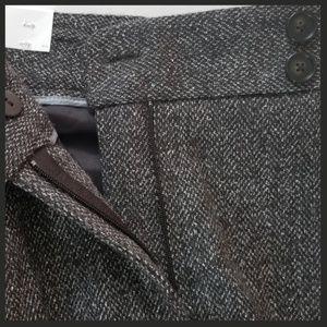 b6afb1a1581869 LOFT Pants | Kate Classic Fit Wide Leg Trousers Sz 12 | Poshmark